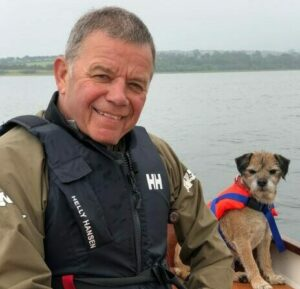 Chris Riley - funding for sailing charities