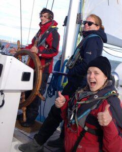 Grants for disadvantaged children sailing